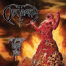 Obituary Ten Thousand Ways to Die  (CD, Oct-2016, Gibtown)  NEW