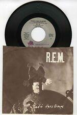 45 RPM SP R.E.M. RADIO FREE EUROPE