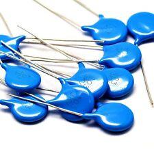 100 pcs Blue 103 3KV 3000V 3KV 0.01uf High Voltage Ceramic Disc Capacitors