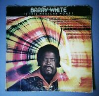 Barry White Is This Whatcha Wont? LP Vinyl Record Stereo T-516 USA 1976 NM+