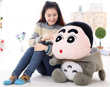 39'' TOTORO Crayon Shin-Chan Plush Baby soft Toys Dolls Stuff kids Birthday gift