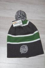 Original BILLABONG Stain bonnet gris et vert - Taille unique neuf