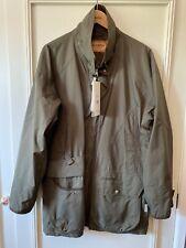 BNWT Schoffel Mens Ultralight Shooting Jacket Forest Green Size 40