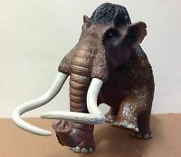 "Chap Mei Woolly Mammoth big Mastodon dinosaur Ice Quest Arctic Rescue 14"" figure"