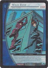 TCG Einzelkarten CCG VS System Midnight Sons Plot Twist Promo Marvel Knights MMK-037 FOIL