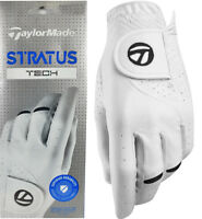 Taylormade Stratus Tech Golf Glove - Left Hand For Right Handed Golfer