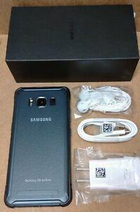Samsung Galaxy S8 Active SM-G892 - 64GB - Meteor Gray (AT&T) Rugged