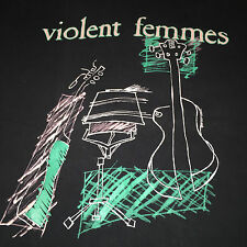 Violent femmes 1989 vintage T-shirt