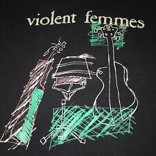 Violent femmes 1989 vintage T-shirt