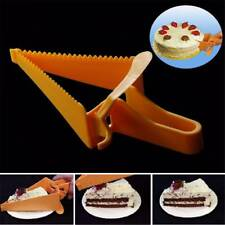 Plastic Triangle Adjustable Cake Pie Cutter Bread Separator Slicer Kitchen Tool