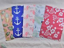100 10x13 Designer Pineapple Flamingo Mailer Poly Shipping Envelope Boutique Bag