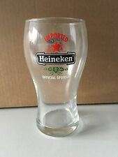 Heineken Special Edition Pint Glass Team GB 2004 Athens Olympics Pub Breweriana