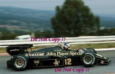 Nigel Mansell JPS Lotus 95T Belgian Grand Prix 1984 Photograph 3