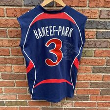 Tayyiba Haneef-Park USA Olympics Signed Game Match Worn Volleyball Jersey FIVB