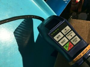 freon leak detector, sniffer ,audible and visual alert tifxp-1a works well,freon