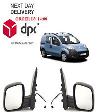Fiat Fiorino  2008-2020  Electric   Door Wing Mirror Pair Right & Left