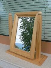NUOVO Specchiera in legno naturale