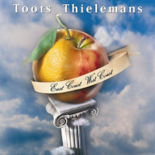TOOTS THIELEMANS-EAST COAST. WEST COAST-JAPAN CD Ltd/Ed B63