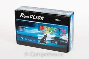 VW T4 Remote Central Locking Bundle - VW Original Style Remotes! Keys Cut
