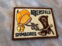 Insignia Parche Buen Sam Club Samboree Bakersfield Ca