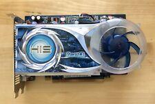 HIS ATI Radeon HD 4670 (H467QS1GH) 1GB DDR3 PCI Express x16 Graphic Card - RARE