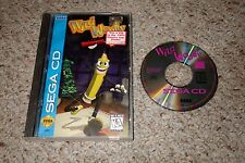 Wild Woody (Sega CD, 1995) w/ Manual