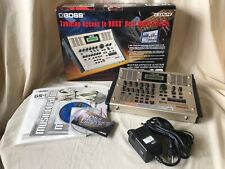Boss GS-10 Tabletop Guitar Effects System New battery!! w/ box, power supply