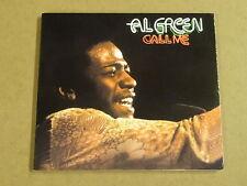 CD / AL GREEN - CALL ME