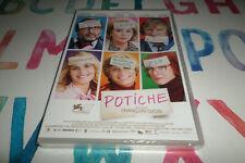 DVD - POTICHE / CATHERINE DENEUVE GERARD DEPARDIEU  / DVD  NEUF