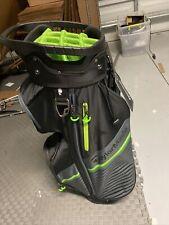 Taylor Made Green/black Golf Bag New