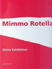 Mimmo Rotella China Exhibition