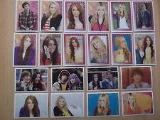 Panini Hannah Montana Forever  -  30  Sticker  aussuchen
