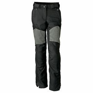 BMW Motorrad Mens Black AirFlow Motorcycle Trousers Size 26 42 Short 76118547133