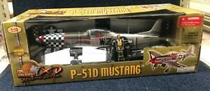 The Ultimate Soldier XD P-51D Mustang 1/18 scale No 10184