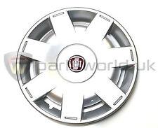 "Fiat Scudo Van 2007-2012 16"" Inch Wheel Trim + Ring 9665210780 New & GENUINE"