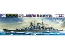TAMIYA 1:700 KIT NAVE DA MONTARE JAPANESE LIGHT CRUISER MOGAMI     ART  31359