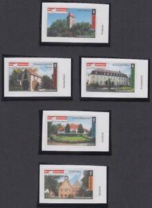 D. Die Briefboten Potsdam  Flaeming Skate  5 Werte  **