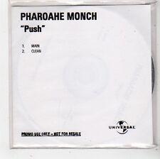 (FS812) Pharoahe Monch, Push - DJ CD