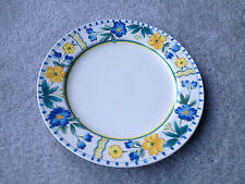 Mikasa Studio Kraft COUNTRY FLOWERS Plate CAD07