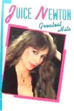 Juice Newton Greatest Hits (New Cassette)