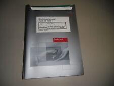 Werkstatthandbuch Manual Audi A6 TDI Diesel 4 Zylinder