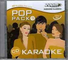 Zoom Karaoke Pop Pack 9 - Lady Gaga, Justin Bieber, Train, Plan B, Roll Deep