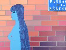 Lithografie Felix Labisse - Passao de la Bérési