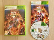Ultimate Marvel Vs Capcom 3 Xbox 360 complet VF