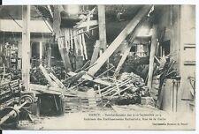CPA-54 - Nancy - innenraum des siedlungen Eschenlohr, straße von die hache