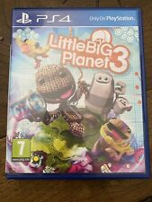 Little Big Planet 3 Ps4 Playstation 4
