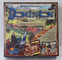 Rio Grande Games - Dominion Dominion Fan Edition 1 - Erweitung - NEU NEW
