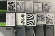 Darice Embossing Folders Lot of 10 Fairy Door Jars Daisy Wildflower Tree Trunks