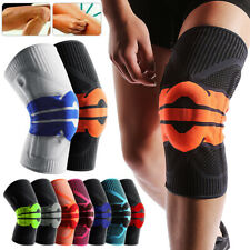 Knee Sleeve Compression Brace Support For Sport Gym Joint Pain Arthritis Relief