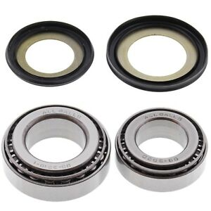 Alpha Tapered Steering Stem Bearing and Seal Kit  - 688965985534